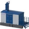 Комплектные трансформаторные подстанции киоскового типа (КТПМ)