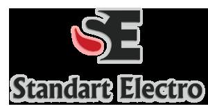 логотип стандарт электро